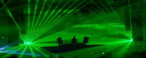 Laser Tiesto